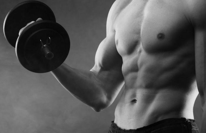 Ejercicio de pesas